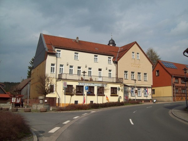 Pension Druidenstein